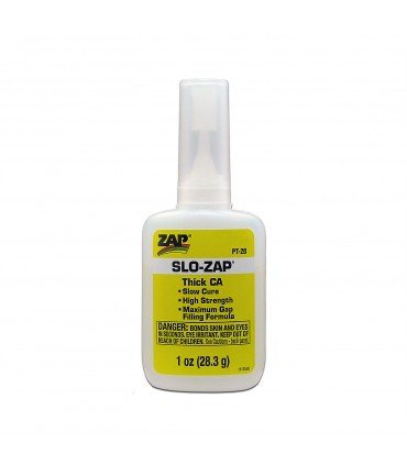 SLO- ZAP CA- (Yellow Label) - dikke viscositeit