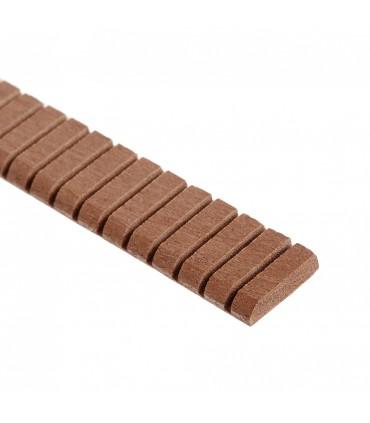 Kerfed lining - Sapele mahonie