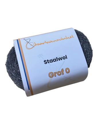 Staalwol grof 0