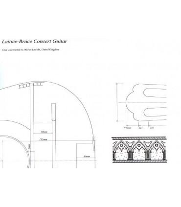 Lattice -Brace Concert bouwtekening