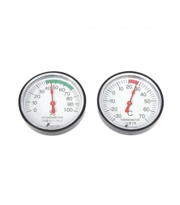 Hygro- en thermometer set