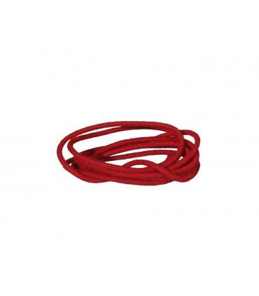 Vintage koperdraad rood